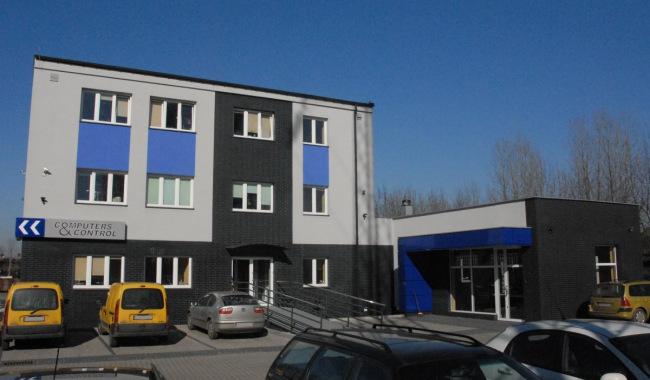 2013 - Nowa siedziba firmy