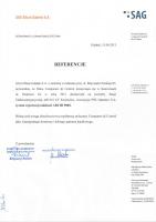 Referencje - SAG-Elbud