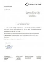 Referencje - PKP Energetyka