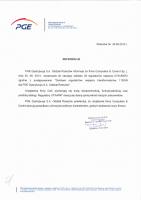 Referencje - PGE-dystrybucja
